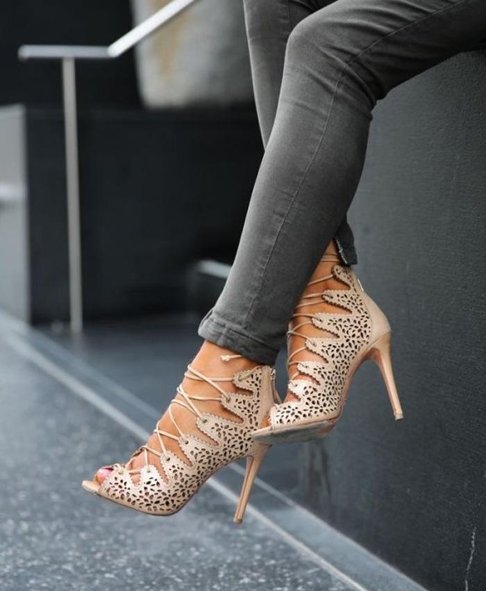 lace-heels